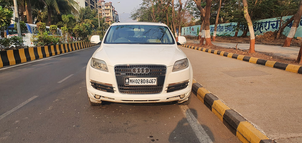 2007 December German Made Audi Q7 S Sline with Panoramic Sunroof