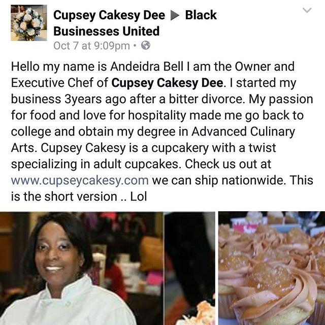 My story in a nutshell! #cupseycakesy #cupcakery #cupcakestagram #divorce #buildsempires #rebuild #l