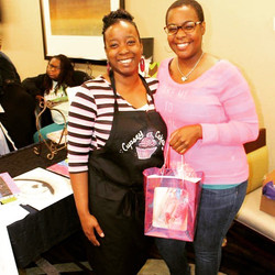 Out supporting a very good friend at her YOUNG ENTREPRENEURS EXPO.