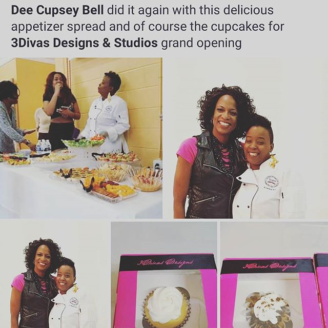 Love what I do!! #cupseycakesyonthemove #labellaculinarydecorandevents #cheflife #model #3divasstudi
