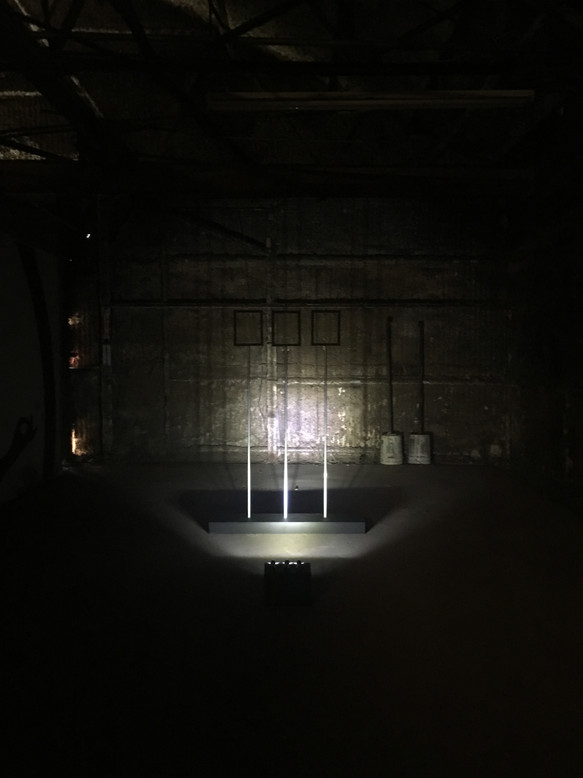 The Chair - Holographic Photography