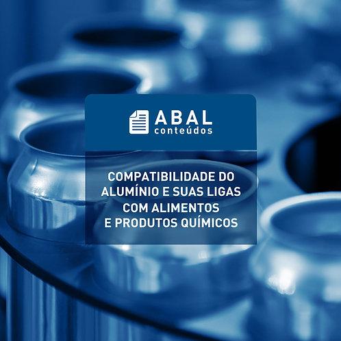 eBook Compatibilidade do Alumínio e Suas Ligas com Alimentos e Produtos Químicos