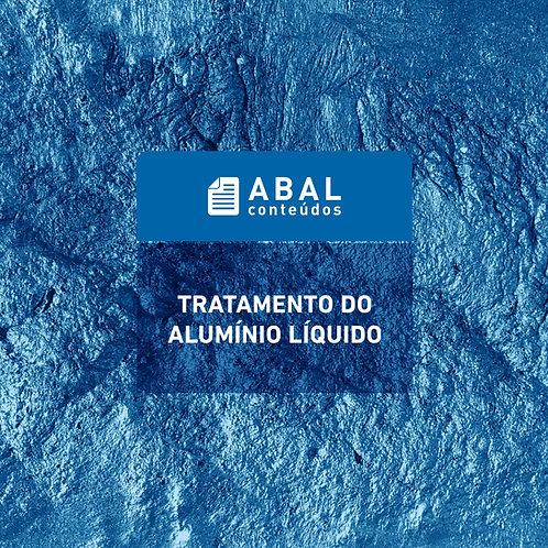 eBook | Tratamento do alumínio líquido