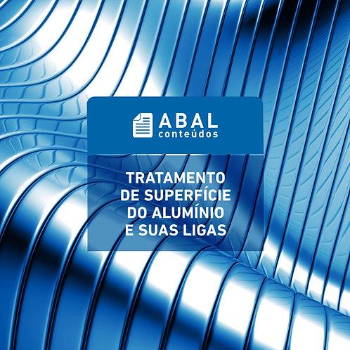 eBook | Tratamento de Superfície do Alumínio e Suas Ligas