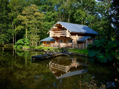 A guide to UK log building planning permission