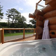 Log Home Hot Tub Decking.jpg