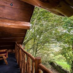 Deck in the gable log home.jpg