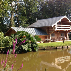 Vintage BLC - Handcrafted Log Home by Br