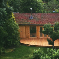 Post and Beam Garden office cabin