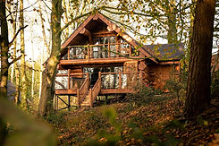 Swinney Wood Log Cabins by British Log C