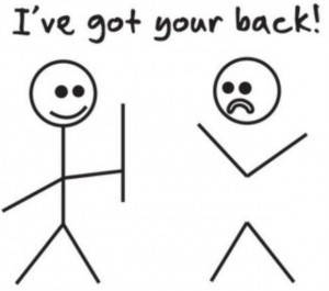 Is Someone Watching Your back??