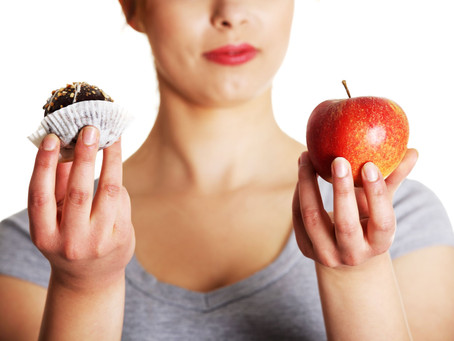4 Tips To Control Those Cravings (and they might not be what you expect).