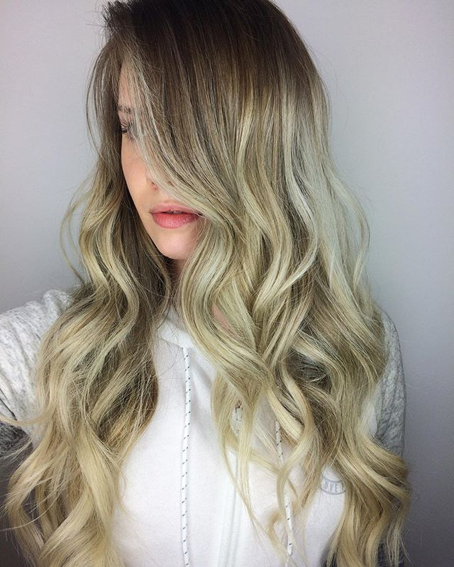 25 Extensions by _hotheadshairextensions #oribe #l