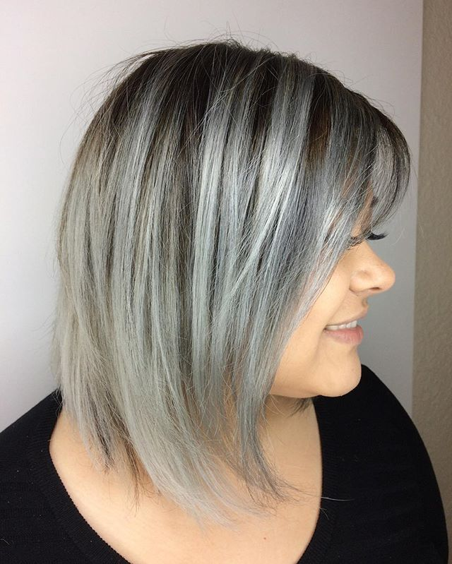 S I L V E R 💀 #icedout with silver viral shampoo. I also toned with 9T by _redken5thave Base color