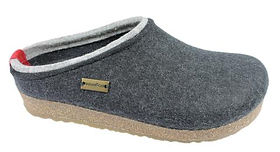 Haflinger Grizzly Kris Felt Clogs
