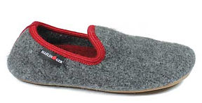 HAFLINGER EVEREST CHARLIE SLIPPERS
