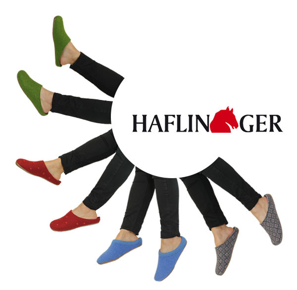 Haflinger Everest Slippers