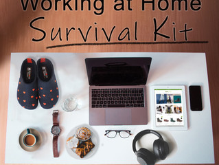 Work from home in extreme comfort!