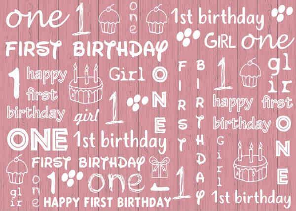 Nummer 23 Girl One