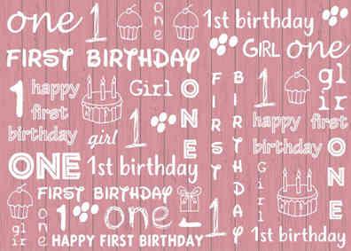 Nummer 27 Girl One