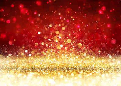 Nummer 7 Gold Rot
