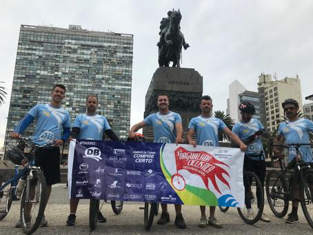 Dagoberto Barcellos: Apoiadora da 2° Bagualada Ciclística 2020