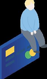e-commerce cardholder