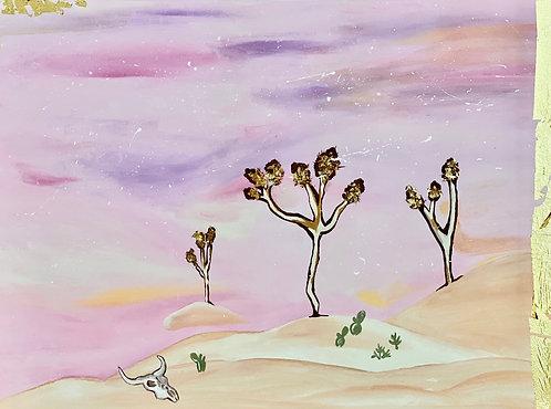 Joshua Tree Desolate
