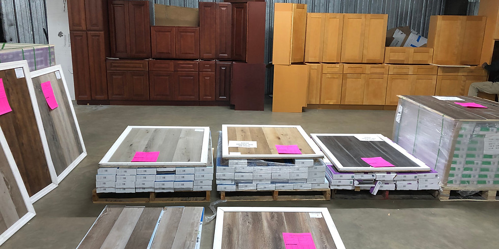 Encore Huge Home Remodeling Auction in Myrtle Beach!