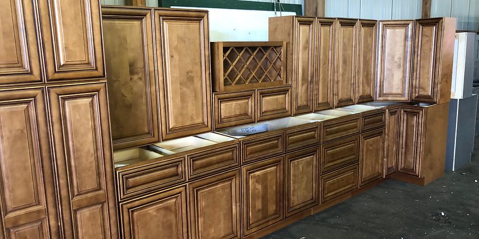 Huge Online Building Supply Auction w/Constableville Pick-Up