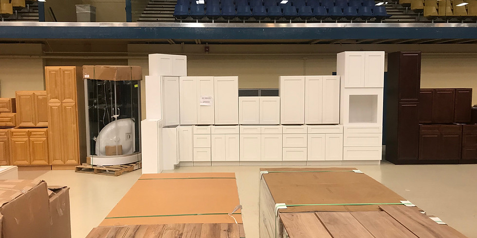 Memorial Day Weekend Building Supply & Home Remodeling Auction in Myrtle Beach!