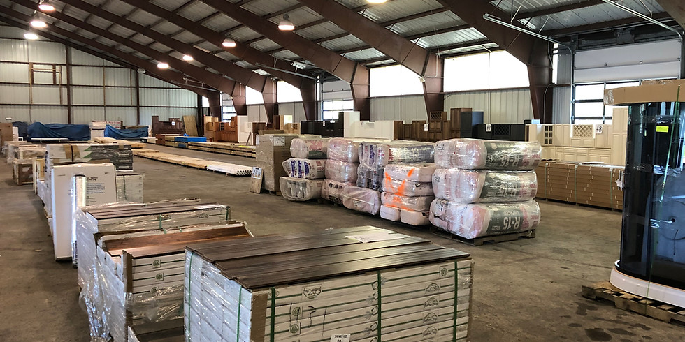 Huge Home Remodeling/Building Supply Auction in Malone, NY!