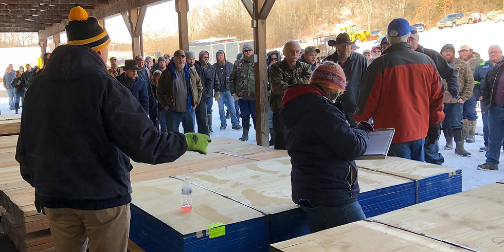 LIVE In Gouverneur! Huge Home Building Supply Auction!