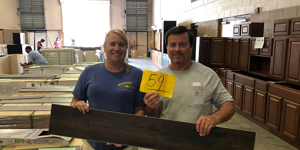 Our Huge Live Home Remodeling Auction is Back in Aiken on May 22!