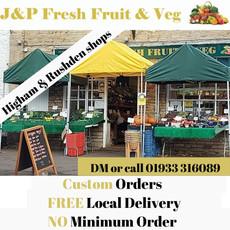 J & P Fruit & Veg