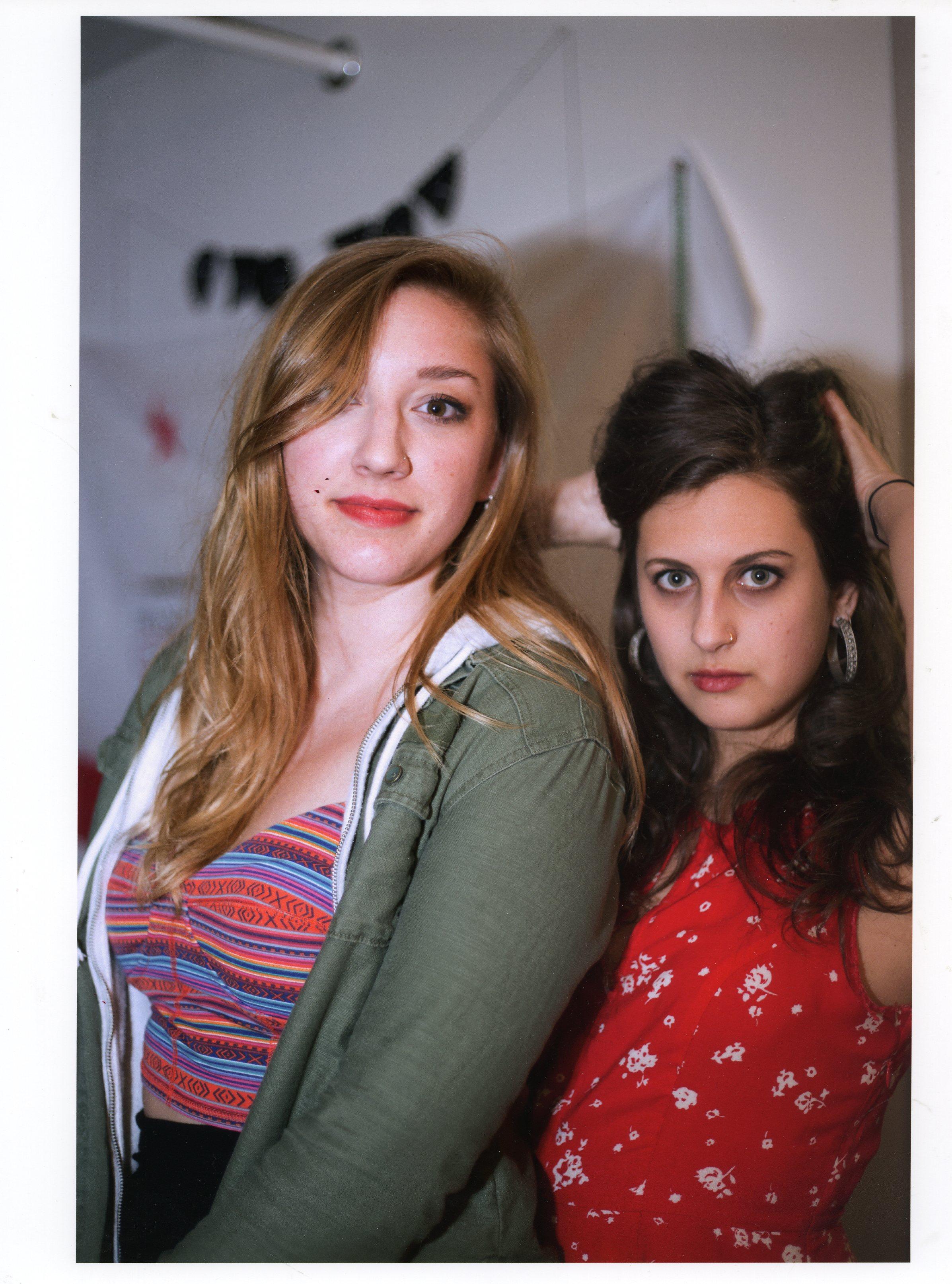 Anna and Hanna