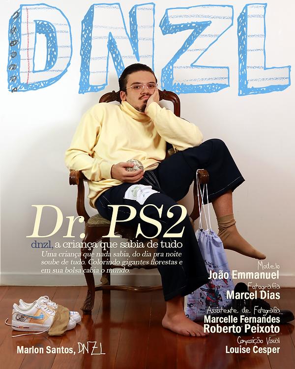 [Fechado] Projeto Capa Dr. PS2 - Formato