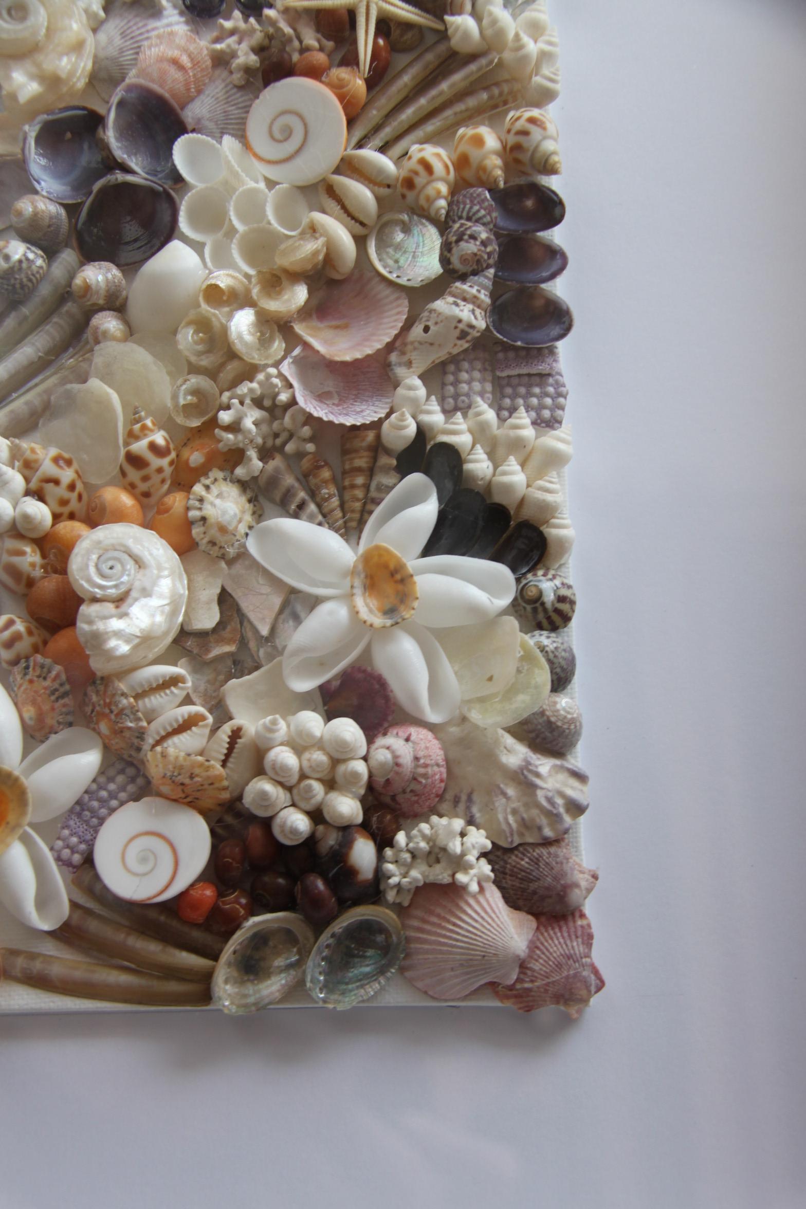 "Miroir collection ""floral"""