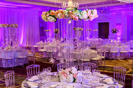 Centerpiece, table decor