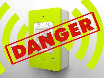 compteur électriques Linky danger