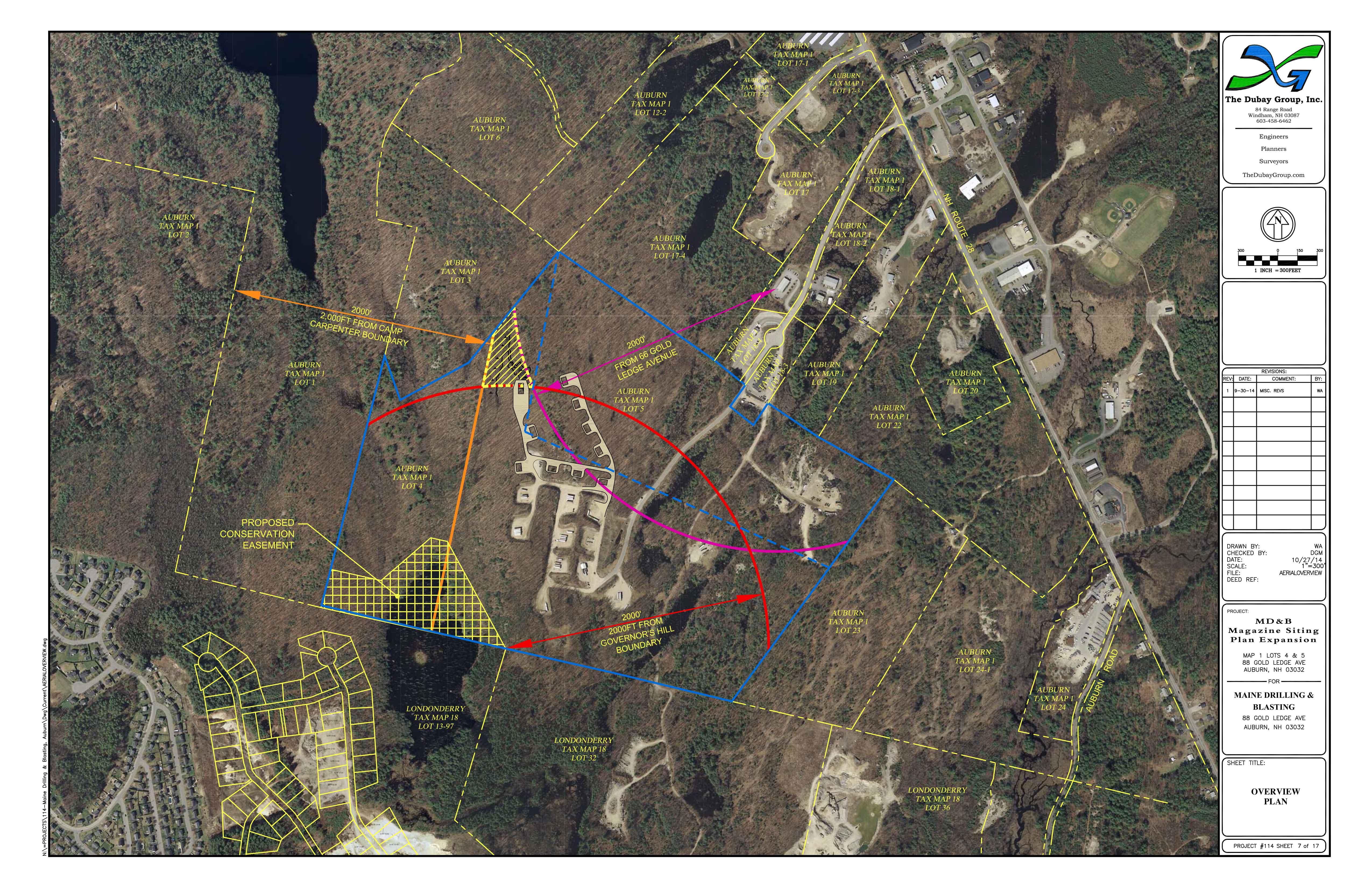 Maine Drilling & Blasting Auburn, NH