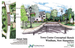 Downtown Improvement Plan - Windham