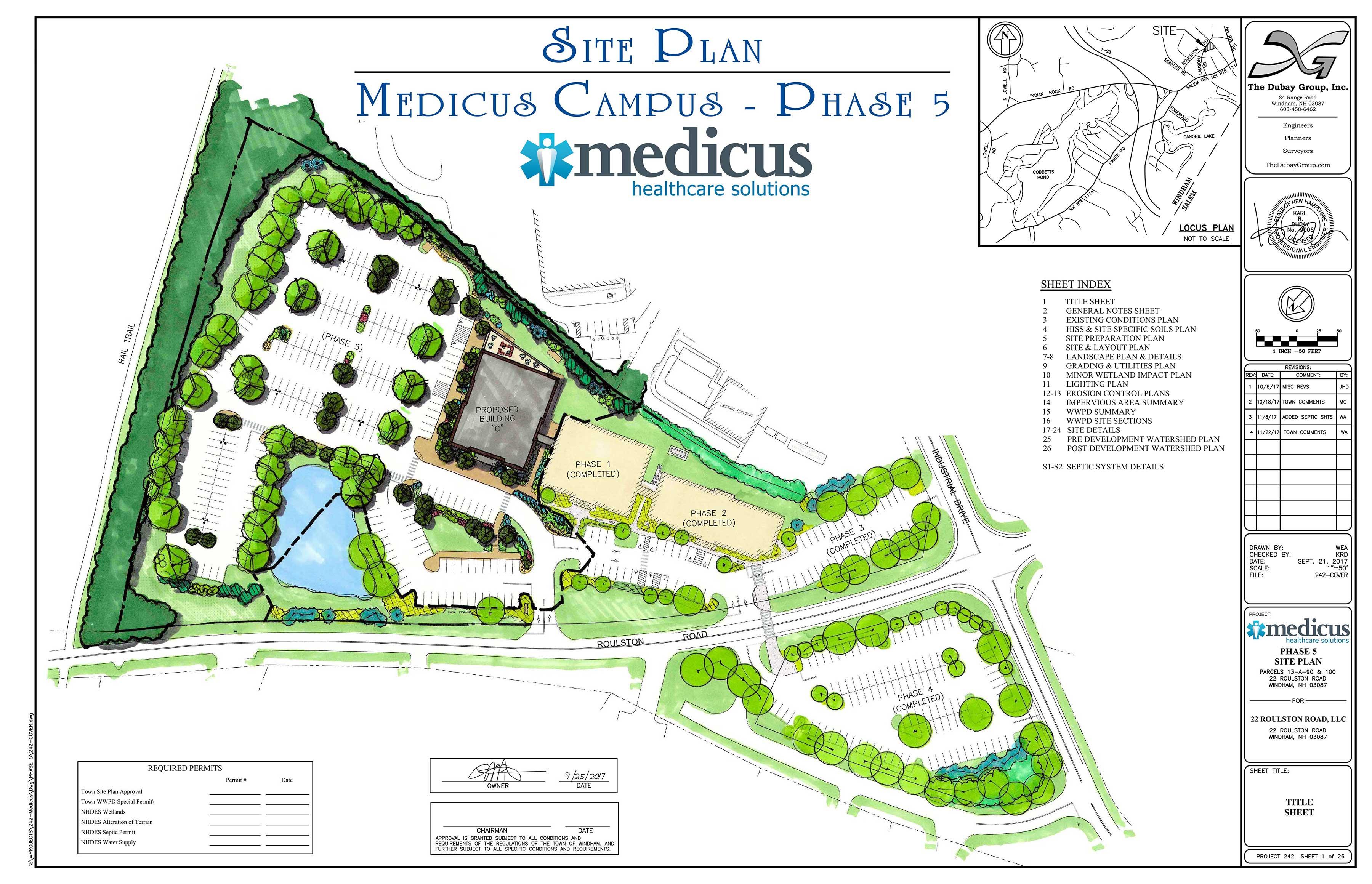 Medicus Campus - Windham, NH