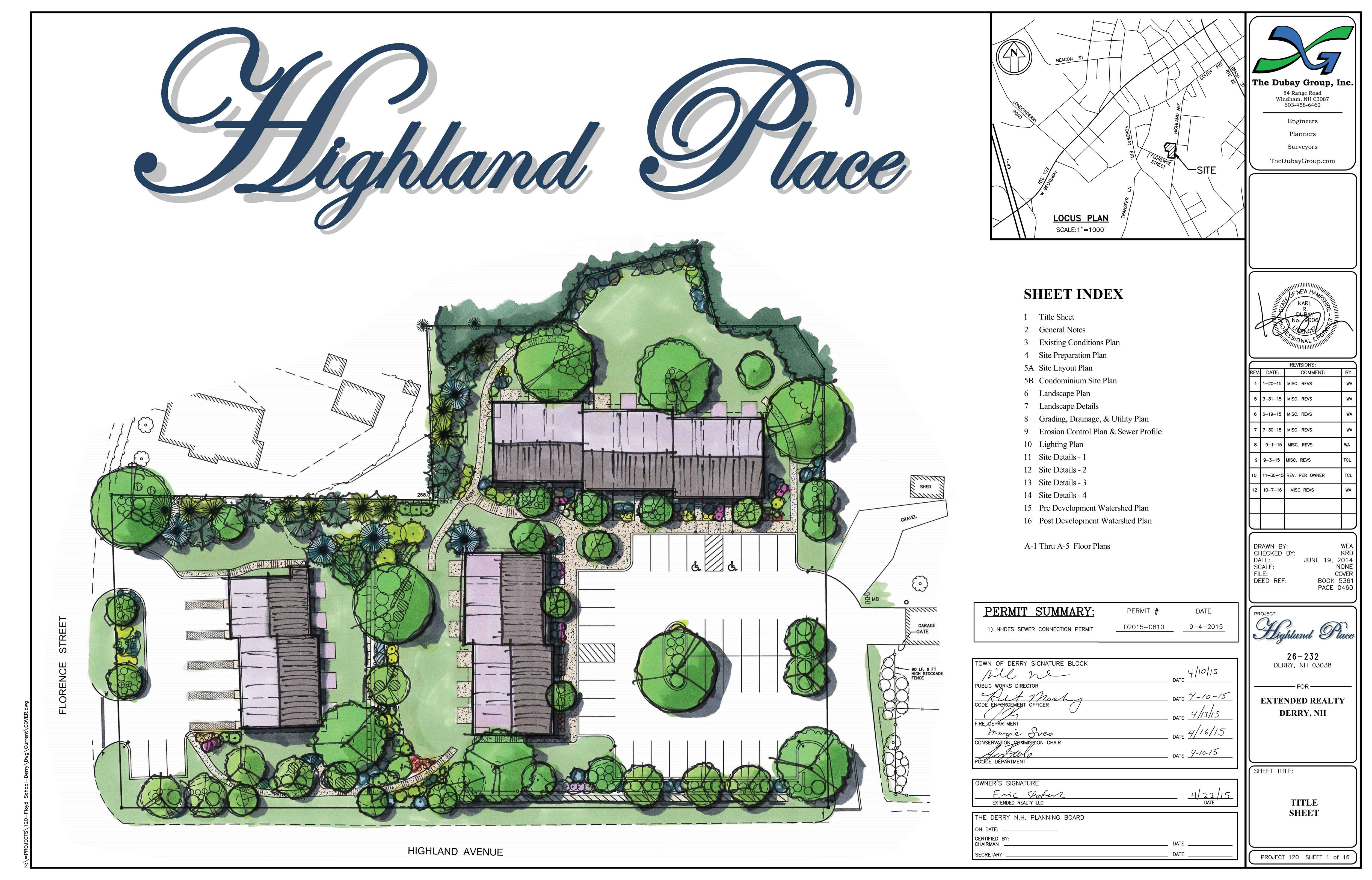 Highland Place - Derry, NH