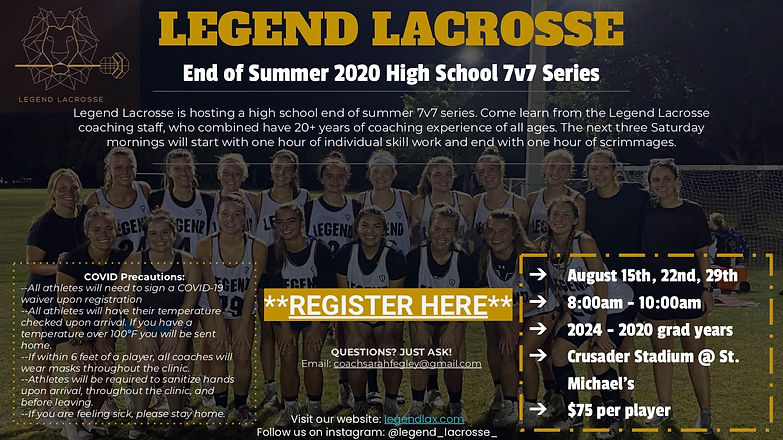 Legend High School 7v7 Series Flyer copy
