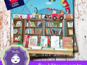 Espaços de leitura: a Livraria do Elefante
