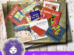 8 dicas de livros incríveis de 8 editoras diferentes para as férias do bebê leitor!
