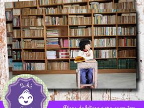 Quantos livros uma criança deve ler: 6, 60 ou 600?