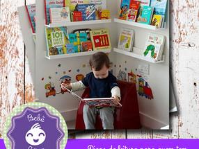 A biblioteca do bebê leitor