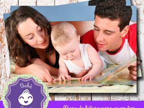 A leitura deixa o bebê mais inteligente?